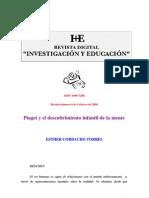 Piaget y el descubrimiento infantil de la mente..pdf