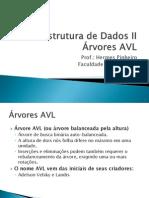 020 - Arvores AVL
