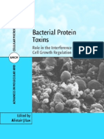 Lax_Bacterial Protein Toxins-Role in the Interference With Cell Growth Regulation