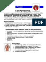 physiology design brief