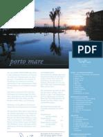 Factsheet Hotel Porto Mare (DE)