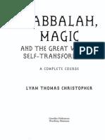 Kabbalah, Magic