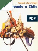 Oyendo a Chile