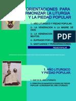 PIEDAD POPULAR 2011 añoliturgico