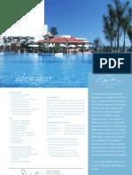 Factsheet Hotel Eden Mar (PT)