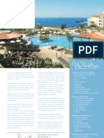 Factsheet Vila Porto Mare (PT)