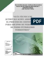 Plano Componentes de un Equipo de Perforación de Pozos Petroleros Terrestre PM 1984 vs 2013