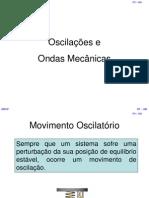 Física II - Cap. 3 Oscilações e Ondas Mecânicas (print friendly)