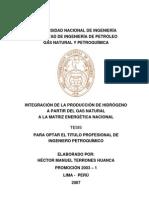 86683187 Integracion de La Produccion de Hidrogeno Terrones