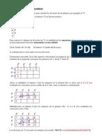 Calculo Divisores Numero
