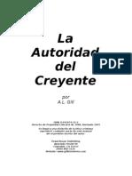 A. L. y Joyce Gill - La Autoridad Del Creyente