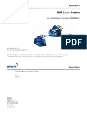 TEM Evolution Systems Manual_1 | Ignition System | Turbocharger