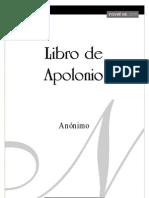 Anonimo - Libro de Apolonio.pdf