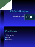 SQL Stored Procedure in 2000, 2005, 2008