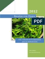 Recetas Con Chaya [Email]