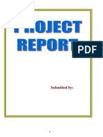 REPORT on Electronic Steam Turbine