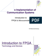 Hardware Implementation of Communication Systems