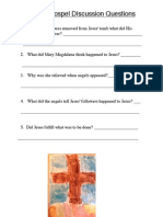 Easter Discussion Questions