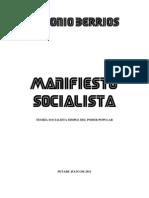 Manifiesto Socialista Version IV