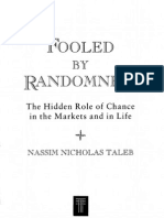 Taleb Fooled by Randomness