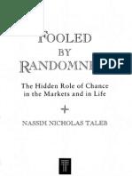 Taleb Fooled by Randomness