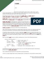 Inotify(7) - Linux Man Page