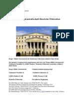 Hauptmilitäranwaltschaft Russische Föderation