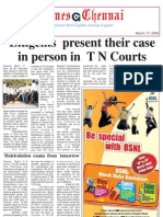 Times Chennai, E-paper, March 17, 2009