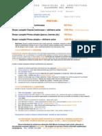 Autorizatie Amplasare Firma Reclama