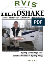 Orvis Bellevue April Newsletter