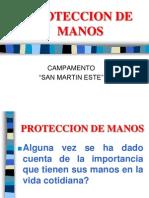 Proteccion de Manos San Martin Este