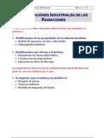 Radiaciones Aplicaciones