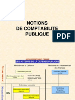 Titre XII - comptabilité publique