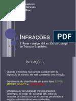 Infrações - 2007