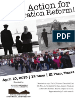 April10 March for Immigration Reform