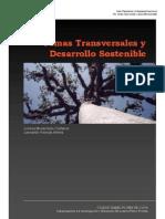 Temas Transversales y Desarrollo Sostenible