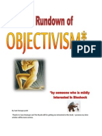 A Quick Rundown of Objectivism