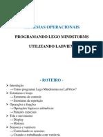 09 - Programando Lego Mindstorms