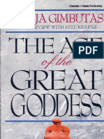 Marija Gimbutas - The Age of the Great Goddess - Booklet