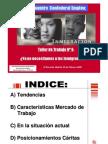 Presentacion Jornadas Confederales  Empleo 25-02-09