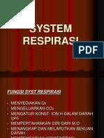 Syst Respirasi