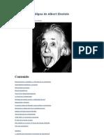 Una biografía digna de A.Einstein