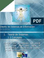1. Teoria General de Sistemas de Informacion