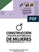 Vos - Construcción de politicas publicas de mujeres en Barranquilla