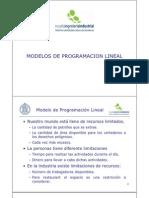 Capitulo II - Programacion Lineal Modelamiento2pp