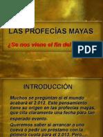 Las Profecias Mayas en español