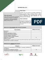 Informe Final 2012 Docx (2)