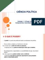 CIÊNCIA POLÍTICA -UNIDADE I