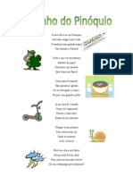 O Sonho do pinóquio