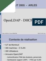 Cri-iut 2005 Ldap DNS Dhcp